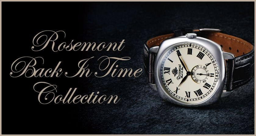 Rosemont Back In Time Collection