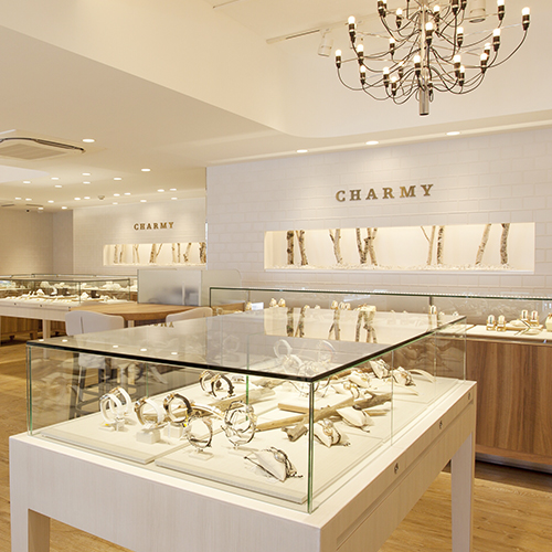 Rosemont Christmas Watch Fair at CHARMY